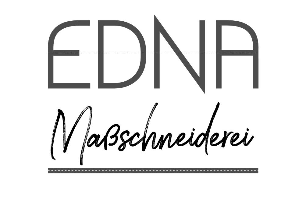 Logo Edna Maßschneiderei